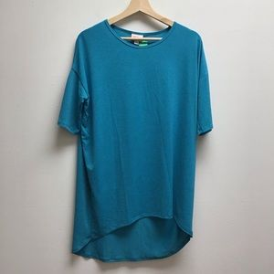 Blue LulaRoe top